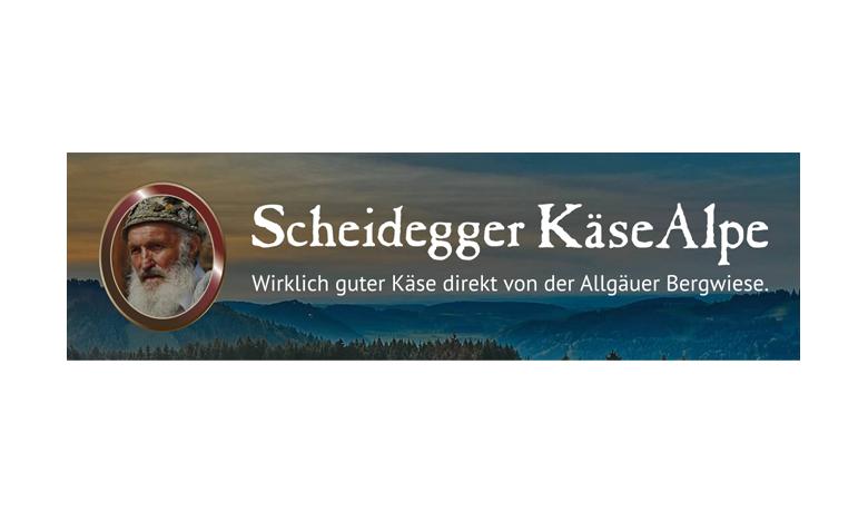 Scheidegger Käse Alpe